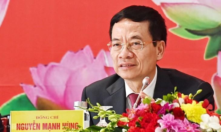 Promover la transformación digital, una de las tareas clave trazadas por el Partido Comunista  - ảnh 1