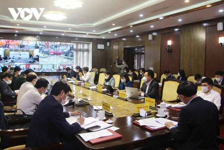 Vietnam decidido a fomentar el desarrollo económico y reforzar el liderazgo del Partido - ảnh 1