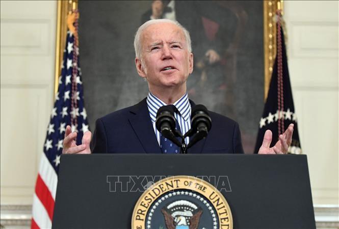 El presidente de Estados Unidos firma un decreto para facilitar el acceso al voto - ảnh 1