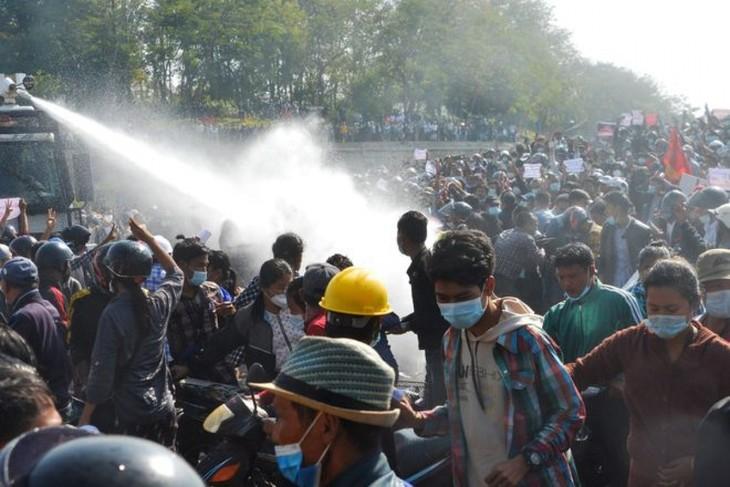 Crisis de Myanmar: reunión urgente del Consejo de Seguridad - ảnh 1