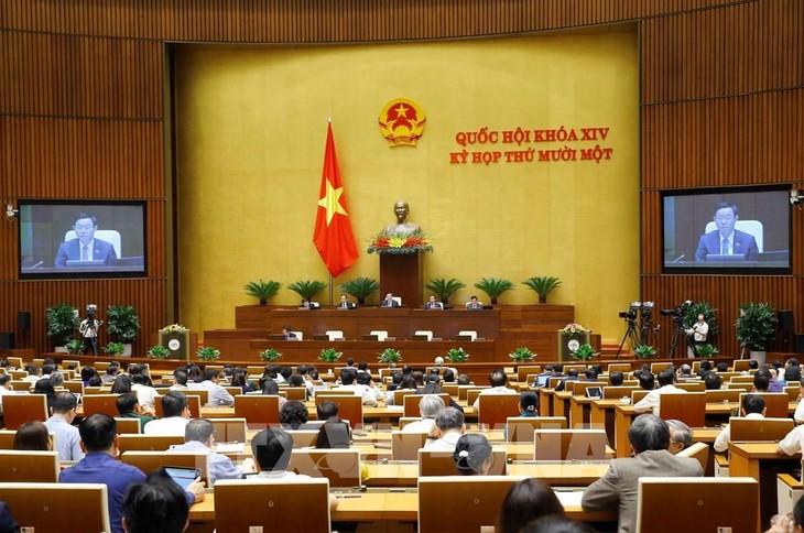 Nominados a órganos de la Asamblea Nacional cuentan con la confianza de votantes y diputados - ảnh 1