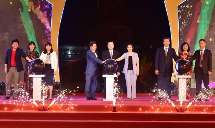 Festival de Turismo y Cultura Culinaria de Hanói 2021 - ảnh 1