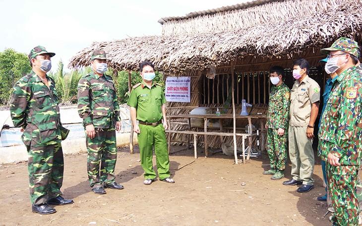 Ciudad Ho Chi Minh lista para brindar apoyos a provincias del suroeste ante riesgo de entrada de covid-19 - ảnh 1