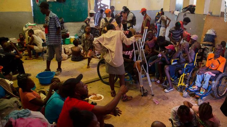 Haití es tema de reunión de urgencia del Consejo de Seguridad de la ONU   - ảnh 1