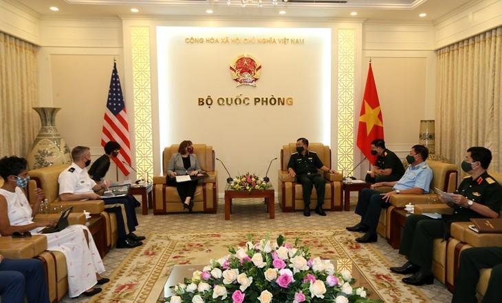Vietnam y Estados Unidos fortalecen la cooperación para superar consecuencias de la guerra - ảnh 1
