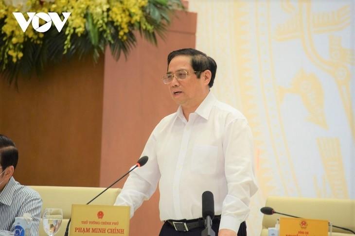 Premier vietnamita considera al perfeccionamiento institucional como un avance estratégico del país - ảnh 1