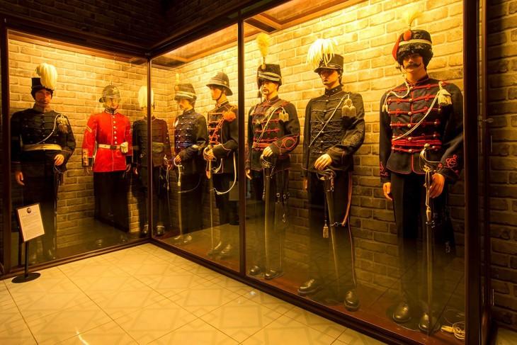 El Museo de Armas Antiguas Robert Taylor, un interesante destino en la ciudad de Vung Tau - ảnh 3