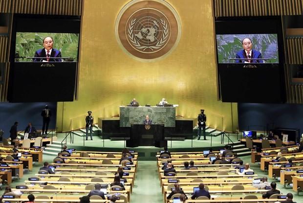 Vietnam reafirma cada vez más su papel en los asuntos globales, evalúa prensa estadounidense  - ảnh 1