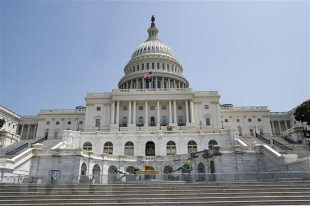Senado de Estados Unidos aprueba un acuerdo temporal para elevar el techo de la deuda - ảnh 1
