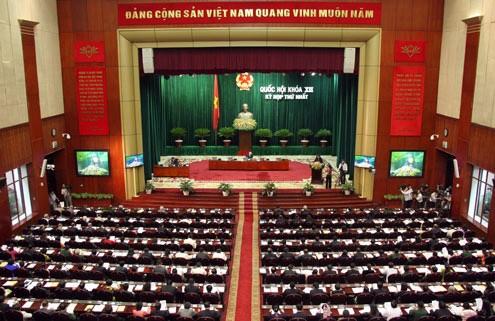 นิมิตรหมายที่โดดเด่นของรัฐสภาเวียดนามในปี 2013 - ảnh 1