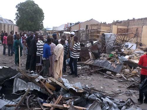 ความรุนแรงยังคงเกิดขึ้นที่ประเทศไนจีเรียซึ่งทำให้มีผู้เสียชีวิตเป็นจำนวนมาก - ảnh 1