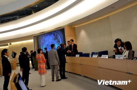 ความก้าวหน้าที่น่าเชื่อถือเกี่ยวกับสิทธิมนุษยชนของเวียดนาม - ảnh 1