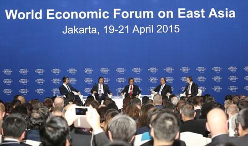 เวียดนามผลักดันการปรับปรุงโครงสร้างเศรษฐกิจและเปลี่ยนแปลงรูปแบบการขยายตัว - ảnh 1