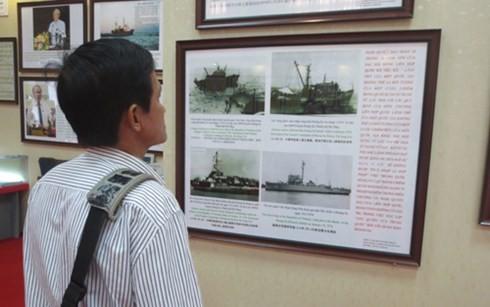 ประชาสัมพันธ์เกี่ยวกับอธิปไตยของเวียดนามเหนือหมู่เกาะหว่างซาและเจื่องซา - ảnh 1