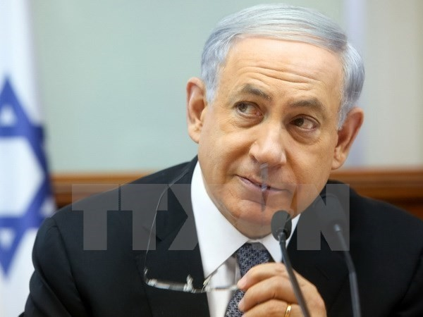 นายกรัฐมนตรีอิสราเอลประกาศพร้อมที่จะเจรจากับประธานาธิบดีปาเลสไตน์ - ảnh 1