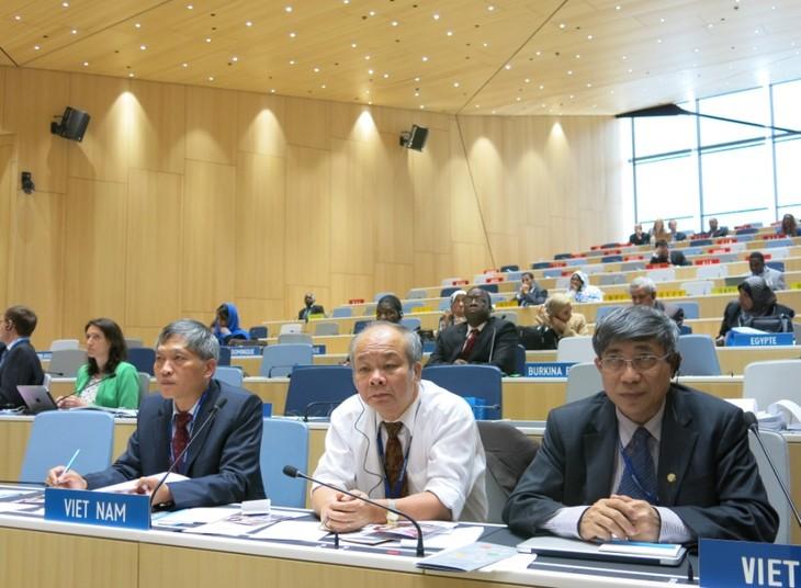 เวียดนามเข้าร่วมการประชุมสมัชชาใหญ่ WIPO ครั้งที่ 55 - ảnh 1