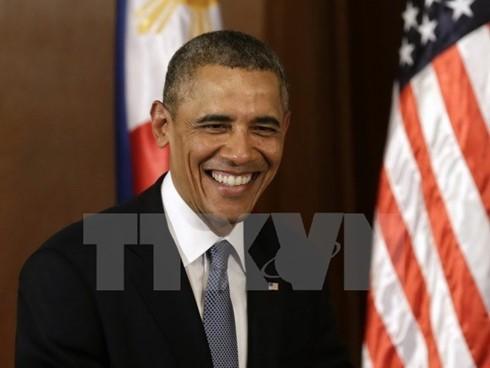 ประธานาธิบดีสหรัฐ บารัค โอบาม่า จะเดินทางมาเยือนเวียดนาม - ảnh 1