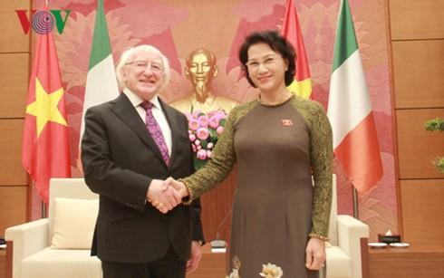 เปิดระยะการพัฒนาใหม่ของความสัมพันธ์ร่วมมือระหว่างเวียดนามกับไอร์แลนด์ - ảnh 2