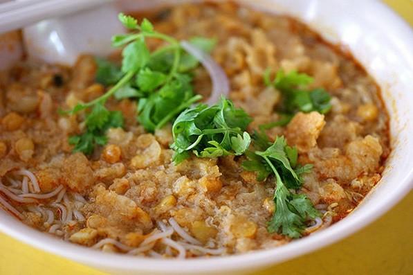 ขนมจีนปลาโมฮิงกาของเมียนมาร์ - ảnh 2