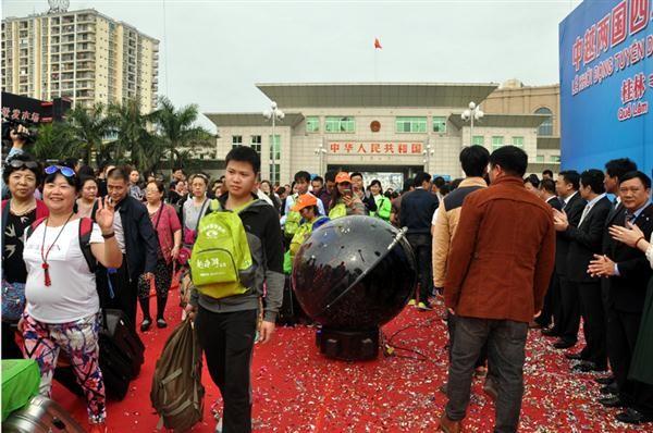 เปิดเส้นทางท่องเที่ยว สองประเทศ -4 จุดหมายปลายทางระหว่างเวียดนามกับจีน - ảnh 1