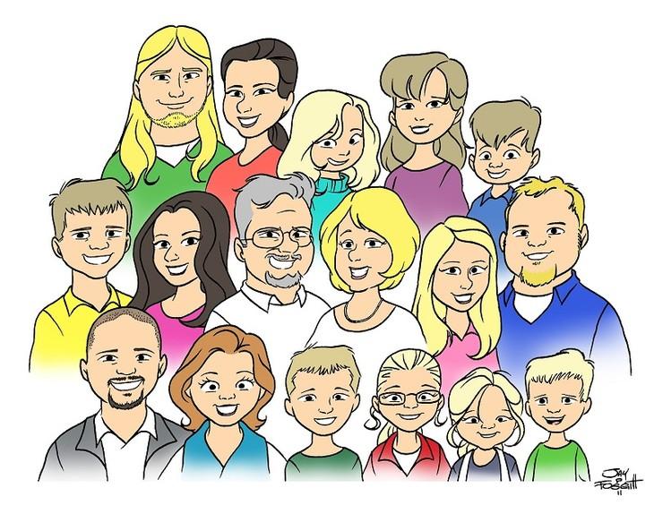 ครอบครัว (บทที่ 1) - ảnh 1