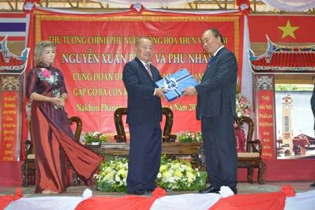 ผมรู้สึกมีความภาคภูมิใจและเป็นเกียรติที่ได้ต้อนรับนายกรัฐมนตรีไปเยือนประเทศไทย - ảnh 1