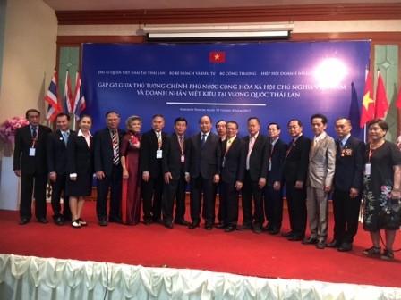 ผมรู้สึกมีความภาคภูมิใจและเป็นเกียรติที่ได้ต้อนรับนายกรัฐมนตรีไปเยือนประเทศไทย - ảnh 3