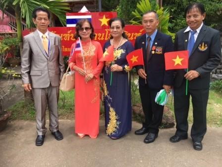 ผมรู้สึกมีความภาคภูมิใจและเป็นเกียรติที่ได้ต้อนรับนายกรัฐมนตรีไปเยือนประเทศไทย - ảnh 2