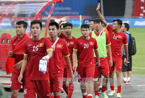 การแข่งขันฟุตบอลชิงแชมป์เอเชียรุ่นอายุไม่เกิน 23 ปีรอบชิงชนะเลิศ: เวียดนามจะพยายามทำผลงานให้ดีที่สุด - ảnh 1