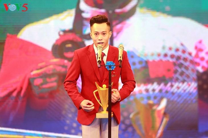 งานกาลามอบถ้วยรางวัลแห่งชัยชนะปี 2017 - ảnh 1