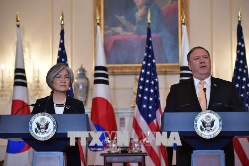 สาธารณรัฐเกาหลีเสนอให้สหรัฐพยายามในการปลอดนิวเคลียร์บนคาบสมุทรเกาหลี - ảnh 1