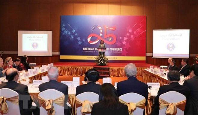 ผลักดันความร่วมมือด้านเศรษฐกิจเวียดนาม-สหรัฐ - ảnh 1