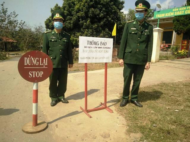 Quảng Trị tạm dừng việc đi lại tại cửa khẩu phụ dọc tuyến biên giới Việt - Lào - ảnh 1