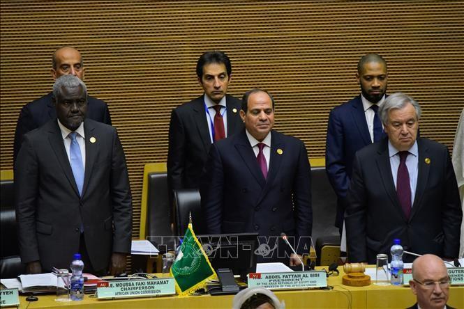 การประชุมสุดยอดสหภาพแอฟริกาและหน้าที่ที่เต็มไปด้วยความท้าทาย - ảnh 2