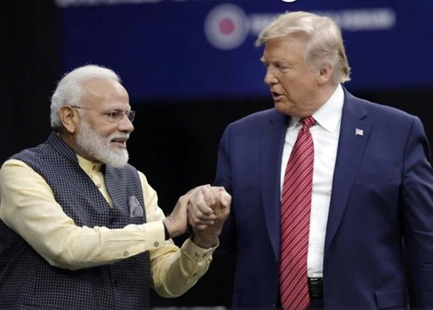สหรัฐและอินเดียอาจบรรลุข้อตกลงด้านการค้าในปลายปี - ảnh 1
