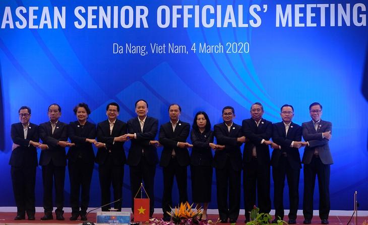การประชุม SOM อาเซียนพิเศษ - ảnh 1