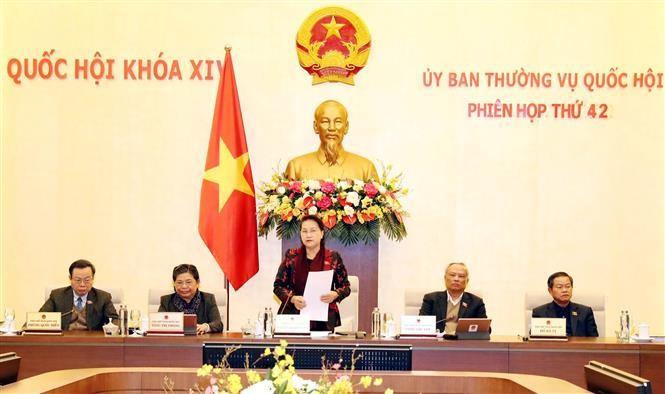 การประชุมคณะกรรมาธิการสามัญสภาแห่งชาติครั้งที่ 43 จะเปิดขึ้นในวันที่ 23 มีนาคม - ảnh 1