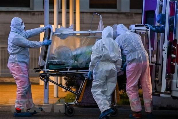 ประชาชนในโลกกว่า 3 แสนคนติดเชื้อไวรัส SARS-CoV-2 - ảnh 1