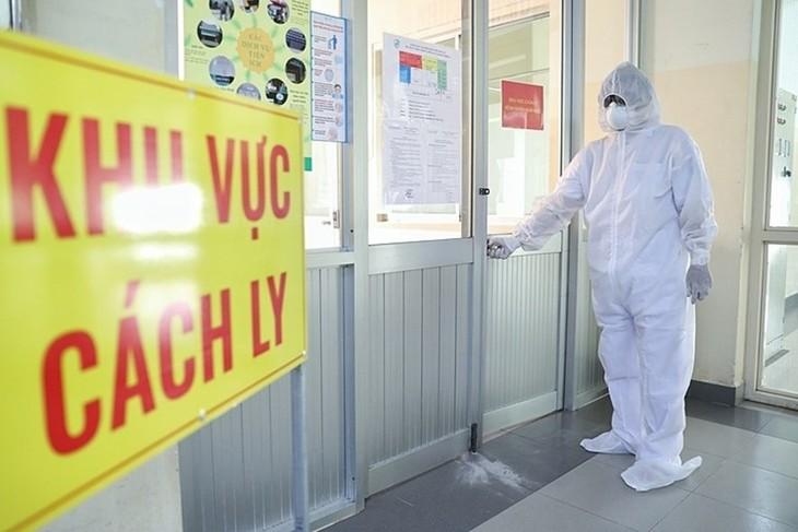 เวียดนามพบผู้ติดเชื้อโรคโควิด-19 ที่เดินทางกลับจากต่างประเทศอีก 3 ราย - ảnh 1