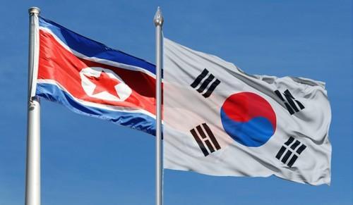 ความสัมพันธ์ระหว่างสองภาคเกาหลีจากความท้าทายใหม่ - ảnh 1