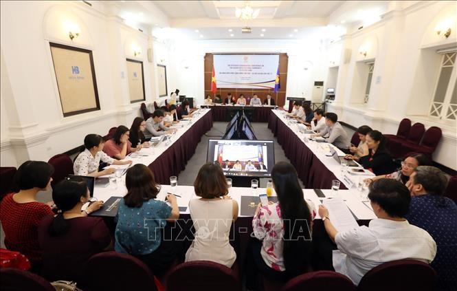 การประชุมประสานงานประชาคมวัฒนธรรม-สังคมอาเซียนครั้งที่ 15  - ảnh 1