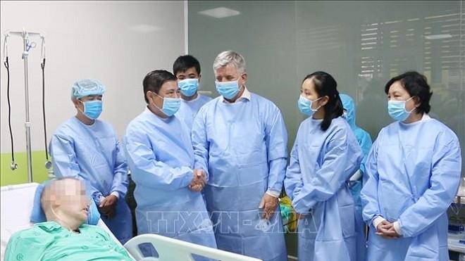 เป็นเวลา 67 วันที่เวียดนามไม่พบผู้ติดเชื้อโรคโควิด-19 ภายในประเทศ - ảnh 1