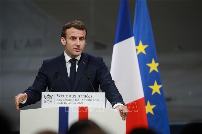 ประธานาธิบดีฝรั่งเศสประกาศรายชื่อคณะรัฐมนตรีชุดใหม่ - ảnh 1
