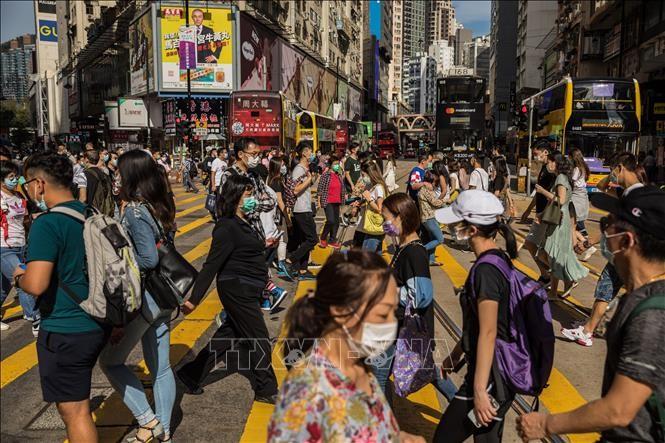 ประธานาธิบดีสหรัฐยุติการให้สิทธิพิเศษด้านการค้าแก่ฮ่องกง ประเทศจีน - ảnh 1
