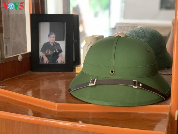 ศูนย์ฟื้นฟูสมรรถภาพทหารทุพพลภาพ ยวีเตียน- สถานที่บรรเทาความปวดร้าวจากสงคราม - ảnh 9
