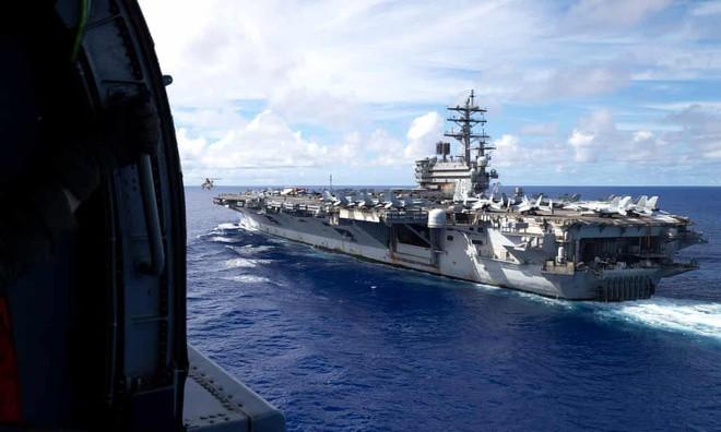 สหรัฐและออสเตรเลียปฏิเสธคำเรียกร้องการเดินเรือของจีนในทะเลตะวันออก - ảnh 1