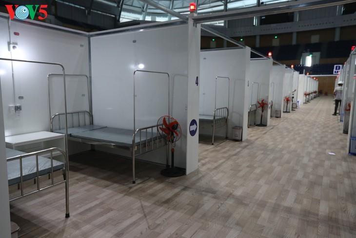 โรงพยาบาลสนาม เตียนเซิน ในนครดานัง - ảnh 4