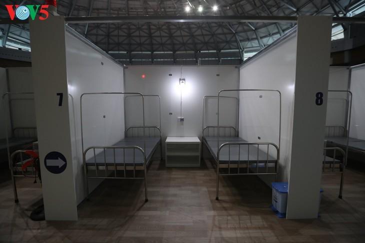 โรงพยาบาลสนาม เตียนเซิน ในนครดานัง - ảnh 5