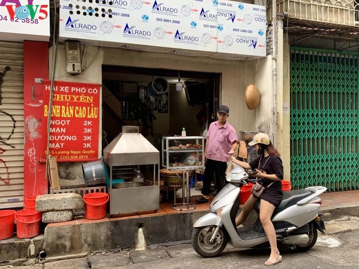 บรรยากาศย่านโบราณ 36 สายในกรุงฮานอยที่ได้รับผลกระทบจากโรคโควิด-19 - ảnh 11