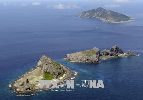 ญี่ปุ่นเสนอให้จีนยุติการเคลื่อนไหวในบริเวณหมู่เกาะที่มีการพิพาทในทะเลหัวตุ้ง - ảnh 1